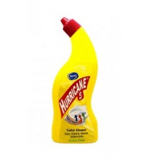 Hurricane Toilet Cleaner Lemon Fresh 1L