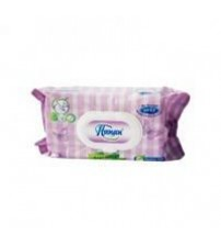 Hanan Sensitve Wet Wipes 72 Pieces