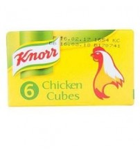 Knorr Chicken Cubes 51g 6 Pieces
