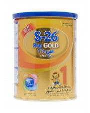S-26 Pro Gold Infant Formula  Stage 1 400g (0-6 months)