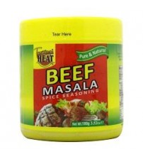 Tropical Heat Beef Masala Jar 100g