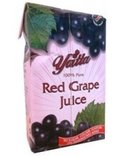 Yatta Red Grape Juice 1L