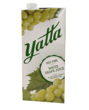 Yatta White Grape Juice 1L