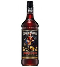 Captain Morgan Black Rum 1L