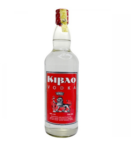 Kibao Vodka 750ml