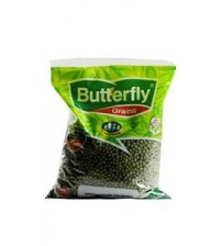 Butterfly Green Grams Polished 500g