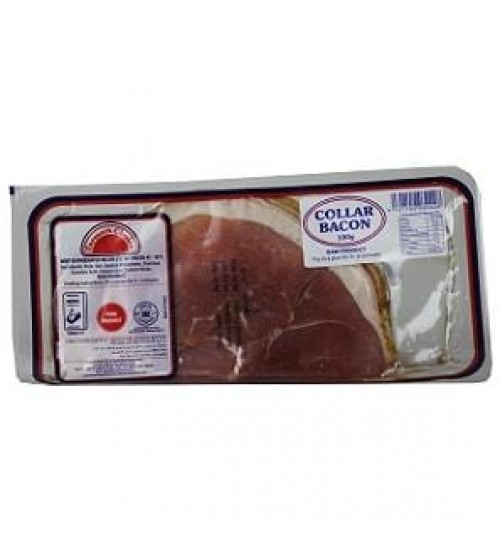 Farmer's Choice Collar Bacon 100g