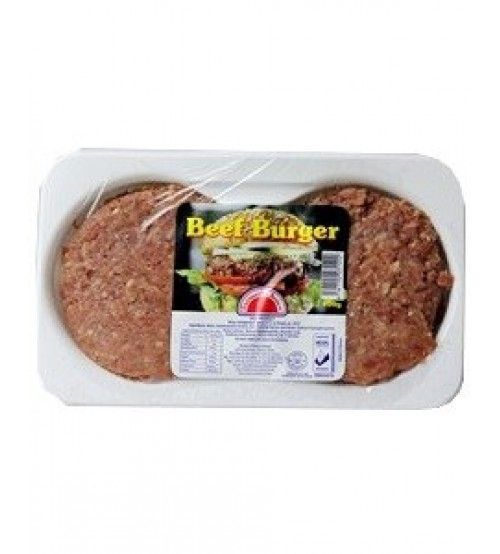 Farmer's Choice Beef Burger 400g