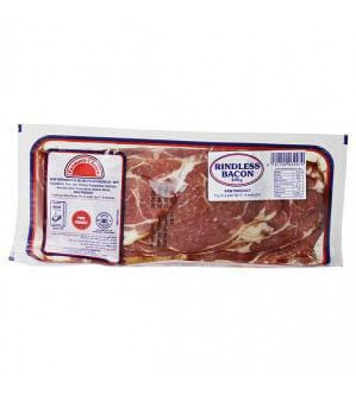 Farmer's Choice Rindless Bacon 400g