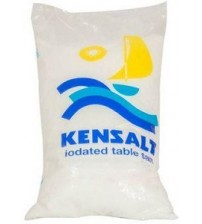 Kensalt Iodated Table Salt 1Kg
