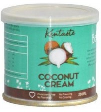 Kentaste Coconut Cream 250ml