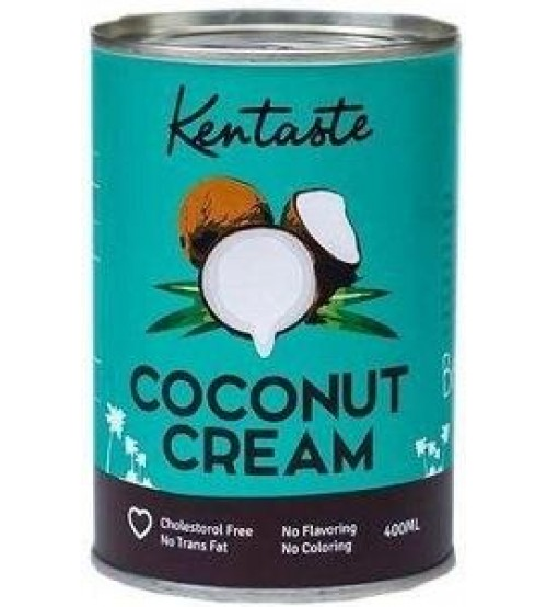 Kentaste Coconut Cream 400ml