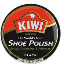 Kiwi Shoe Polish Black 100ml