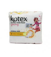 Kotex Ultra Thin Young 8 Pieces