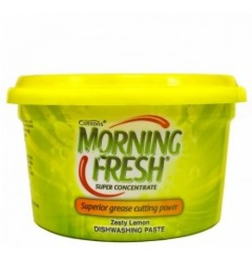 Morning Fresh Dish Washing Paste Zesty Lemon 400g