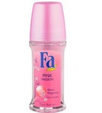 Fa Antiperspirant Roll On Deo Pink Passion 50ml