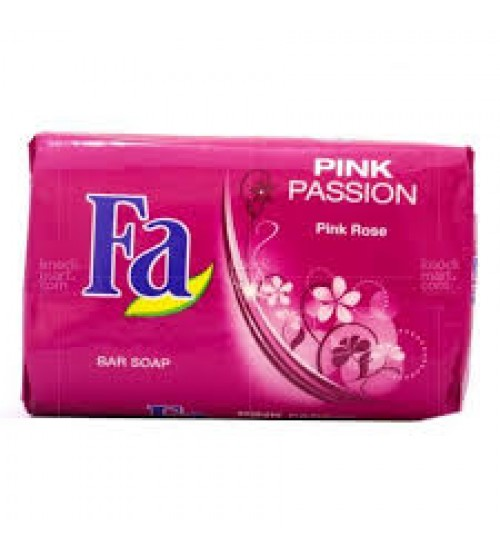 Fa Soap Pink Passion Pink Rose 175g