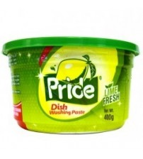Pride Dish Washing Paste Lime 400g