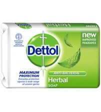 Dettol Antibacterial Soap Herbal 175g