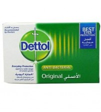 Dettol Antibacterial Soap Original 90g 6 Pieces