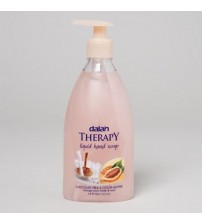 Dalan Therapy Hand Wash Cocoa Butter and Chocolate Milk 400ml