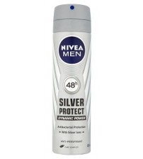 Nivea Silver Protect Spray for Men 150ml