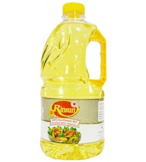 Rinsun Sunflower Oil 3L