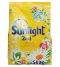 Sunlight 2in1 Hand Washing Powder Spring Sensations 500g