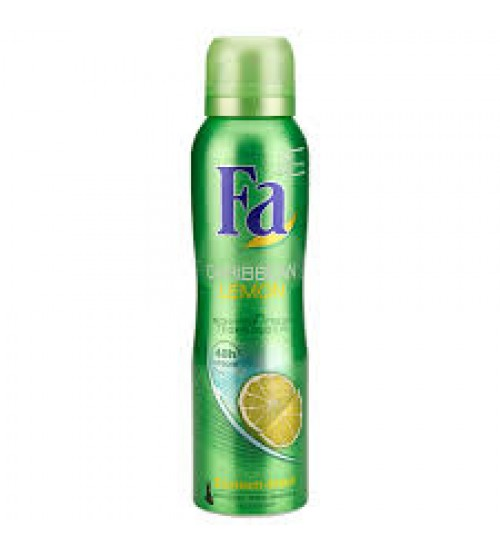 Fa Deo Spray Carribean Lemon 150ml