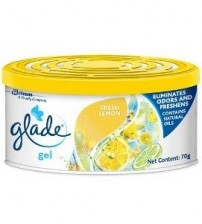 Glade Air Freshener Gel Lemon 70g
