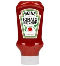 Heinz Tomato Ketchup Squeezy 570g