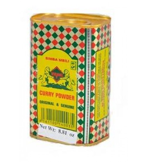 Simba Mbili Curry Powder 500g