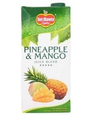 Del Monte Pineapple & Mango Juice Blend 1L