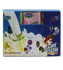 Brookside Dairy Fresh Flavoured Milk Assorted Flavours 250ml 6 pieces