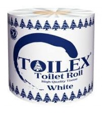 Toilex Toilet Paper 2 Ply 1 Roll