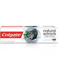 Colgate Pure Clean Toothpaste with Activated Charcoal and Mint 100g