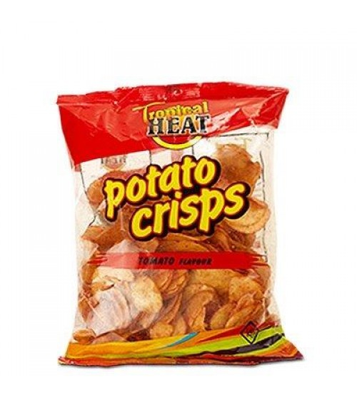 Tropical Heat Potato Crisps Tomato 100g