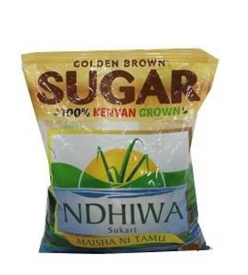 Ndhiwa Packed Sugar 2Kg