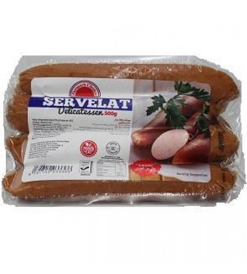 Farmer's Choice Servalat 500g (Extra Long)