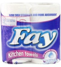 Fay Kitchen Towel 2 Rolls