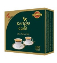 Kericho Gold Pure Kenya Tea String & Tag 100 Bags