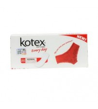 Kotex Normal Pantyliners 20 Pieces