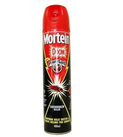 Mortein Doom Coakroach Killer 400ml