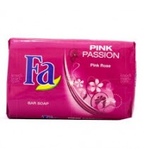Fa Soap Pink Passion Pink Rose 125g