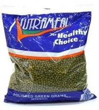Nutrameal Green Grams Polished 1Kg