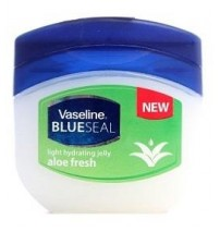 Vaseline Blue Seal Aloe Fresh Light Hydrating Jelly 100g