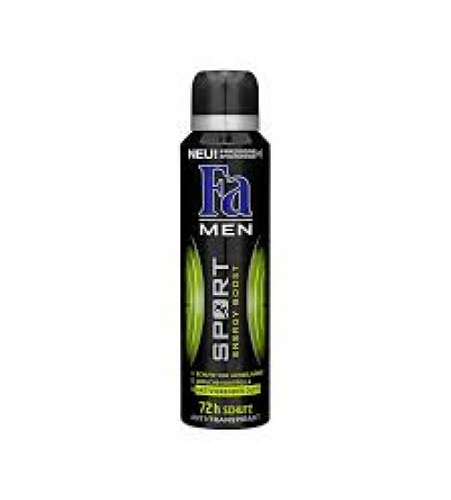 Fa Deo Spray Sport Energy for Men 150ml