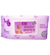 Aryuv Baby Wipes 80 Pieces