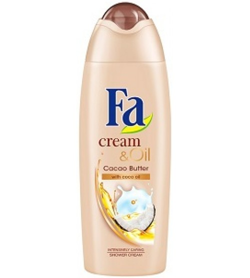 Fa Shower Gel Cocoa Butter with Cocoa Oil 250ml