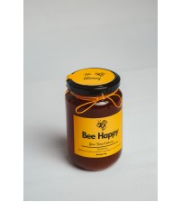 Bee Happy Raw Forest Honey 450g
